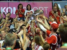 Pokal-Achtelfinale: Bayern gegen Gießen - Brose vs. Würzburg