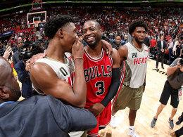 Wade und die seltsame Rückkehr - Durant-Serie reißt