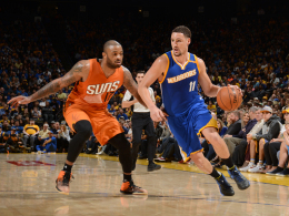 Dank Thompson: Golden State Warriors siegen