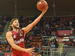 Bayern weiter - Niederlagen für Alba und Ulm