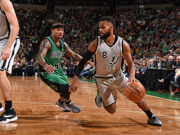 Spurs bestehen in Boston - Double-Double für Leonard