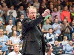 Würzburg trennt sich von Coach Spradley