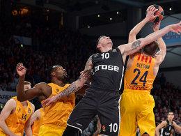 85:65! Bamberg demoliert Barcelona