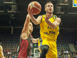 Triple-Double durch Kramer: Oldenburg in den Play-offs