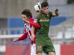 Freiburg will BVB-Leihgabe Stenzel fest verpflichten