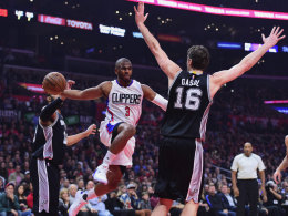 Daumen-OP: Paul fehlt den Clippers länger
