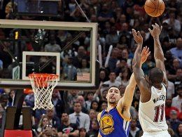 Waiters watscht die Warriors ab - Cavs-Blamage