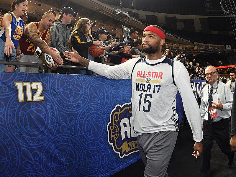 Boogie & Brow: Kings lassen Cousins nach New Orleans! - Basketball ...