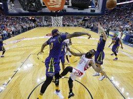 50 Warriors-Punkte in einem Viertel - Cousins-Einstand missglückt