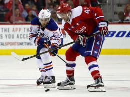 Oilers 1:2 - Draisaitls Nummer 23 hilft nicht