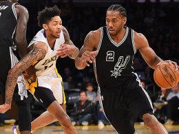 Lakers verpatzen Magics Heimdebüt -