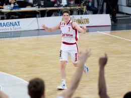 Auch Brose Bamberg bucht sein Play-off-Ticket