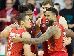 Eurocup: Bayern auf Halbfinalkurs