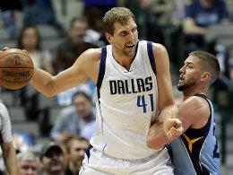 Cavs knacken NBA-Rekord - Nowitzki macht die 20 voll