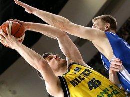 Ludwigsburg erreicht CL-Viertelfinale