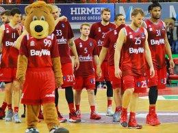 Aus für die Bayern im Eurocup