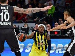 Bamberg verliert gegen Istanbul