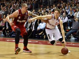 Bayern gewinnt Prestigeduell gegen Bamberg