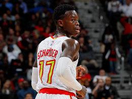 Schröders 20 Punkte reichen taumelnden Hawks nicht
