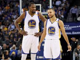 Harden vs. Westbrook - Spurs und Dubs im Schongang?