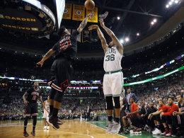 Bulls siegen in Boston - Thomas spielt nach Schicksalsschlag