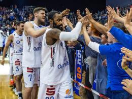 Gotha steigt in Basketball-Bundesliga auf
