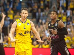Oldenburg gewinnt auch zweites Spiel gegen Bayreuth