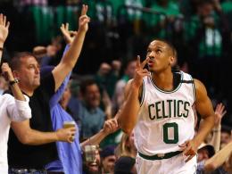 Avery Bradley läuft heiß - Celtics führen wieder