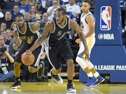 Spurs fordern Dubs - und hoffen auf Leonard