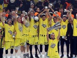 Fenerbahce Istanbul holt ersten Euroleague-Titel