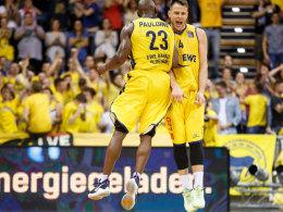BBL-Play-offs: Oldenburg stößt Final-Tür auf