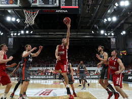 Sweep gegen Bayern: Bamberg im Finale