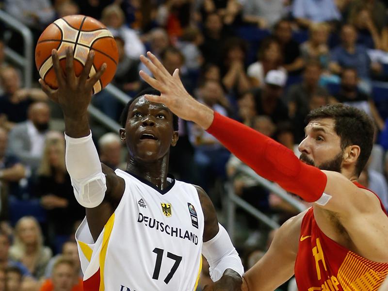 NBA-Profi Schröder bekräftigt EM-Start