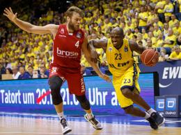 Bamberg gewinnt auch Spiel 2 in Oldenburg