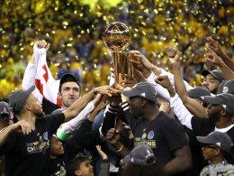 Durant macht Golden State zum Champion