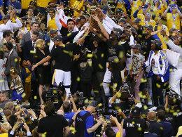 Dominante Dubs: Droht der NBA die Langeweile?