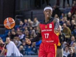 WM zum Greifen nah: Basketballer brillieren