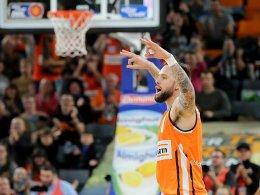 Dramatischer Sieg: Ulm wahrt Chance