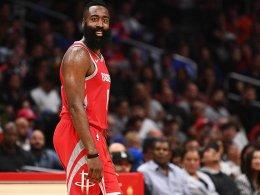Harden trumpft auf - Lakers feiern nächsten Sieg