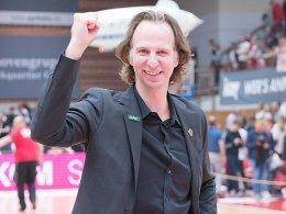 Gießen 46ers verlängern mit Trainer Freyer