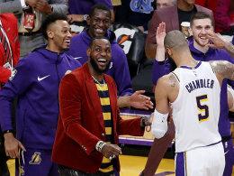LeBron: Nach Titelgewinn 2016 größter Basketballer der Geschichte