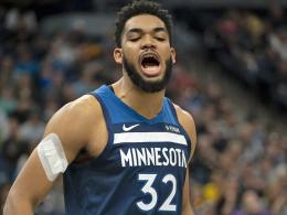 Lakers ohne LeBron harmlos - Raptors erneut stark