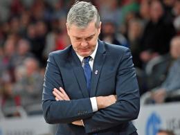 Bamberg-Coach Bagatskis muss gehen - Perego übernimmt