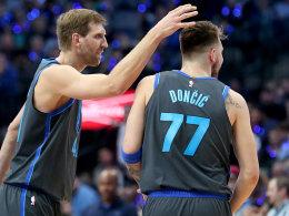 Mavs verlieren Krimi gegen Spurs - Hardens 58 reichen nicht