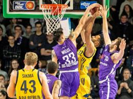 Überraschende Niederlage für Alba - Ulm siegt