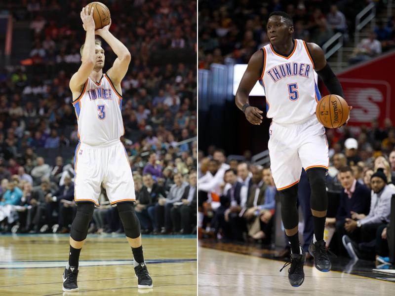 Die NBA-Sommerwechsel 2017: George nach OKC