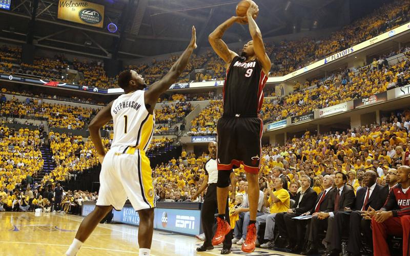 Korver nun vor Pierce: Das sind die besten NBA-Dreierschützen