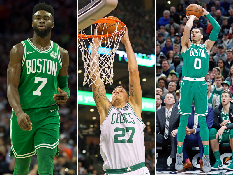 Theis, Ball & Co.: Die NBA-Newcomer der Saison