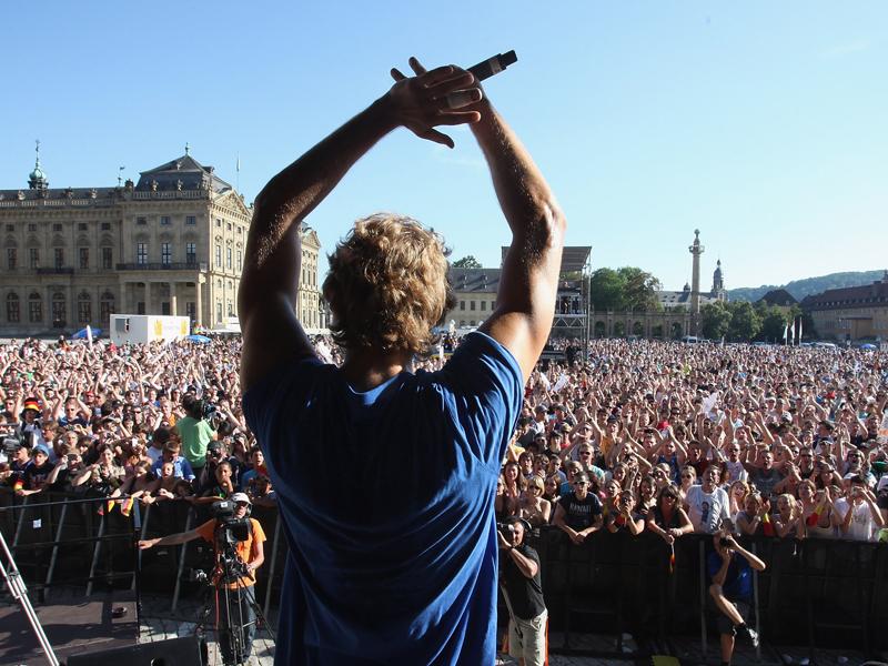 Dirk Nowitzki - Meilensteine einer Superkarriere