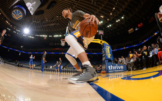 Stephen Curry (Golden State Warriors)